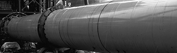 Rotary Kiln manufactured by CETA